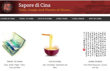 An Interview With Furio of Sapore di Cina