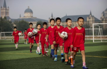 Football in China: Soft Power and Xi's Love for the 'Beautiful Game'