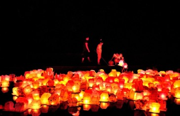 Hungry Ghost Festival in China