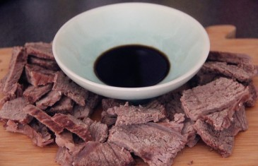 3 Chinese Recipes in 1 – Chinese Boiled Beef, Beef Noodles & Stir-fried Beef