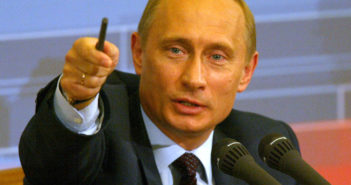 Vladamir Putin press conference