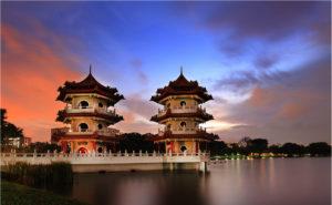 Chinese Pagoda - Interesting facts about mandarin - learn Mandarin