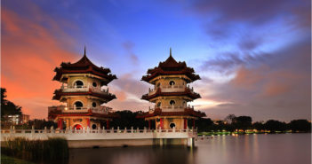 Chinese Pagoda - Interesting facts about mandarin - learn Mandarin