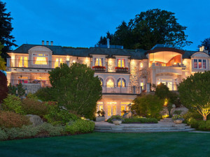 front view vancouver mansion bought by chinese businessman