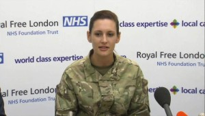 press conference with uk nurse who recovered from ebola