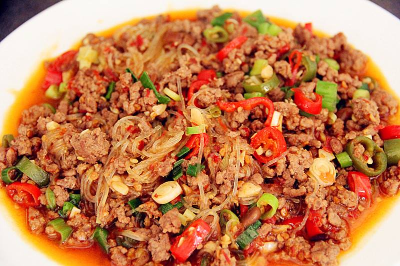 Chow Chinese Food Menu
