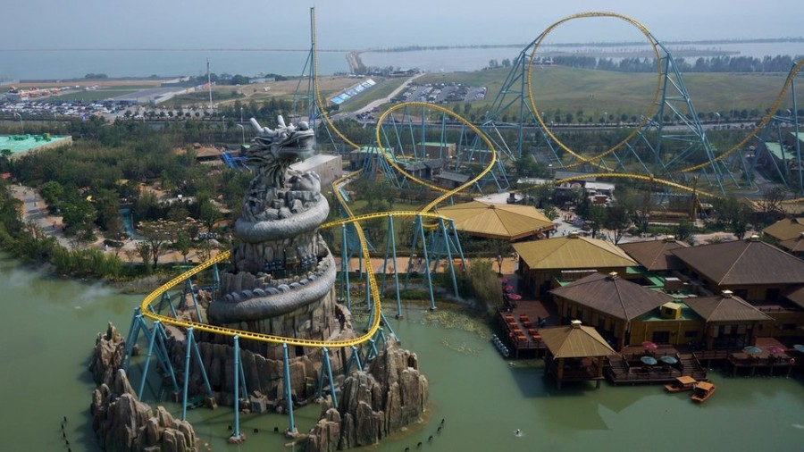 wandao theme park in hefei