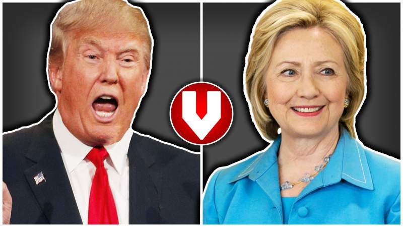 us election chinese vocabulary hillary and donald