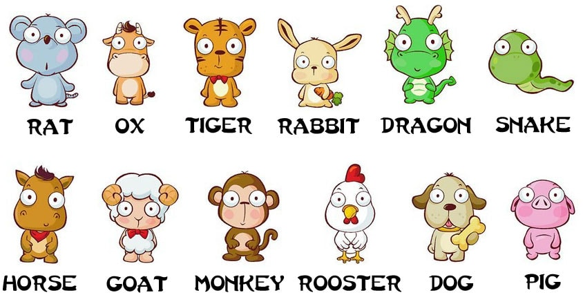 What Chinese Zodiac Animals Say About Your Personality The