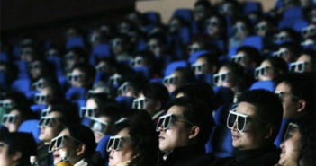 cinema audience in china