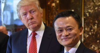 jack ma and donald trump