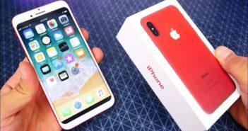 fake iphone8 and box