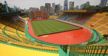 Guangzhou R&F gold stadium