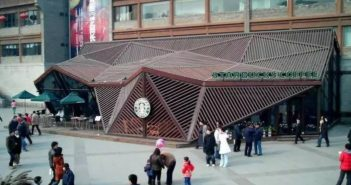 starbucks outlet in china
