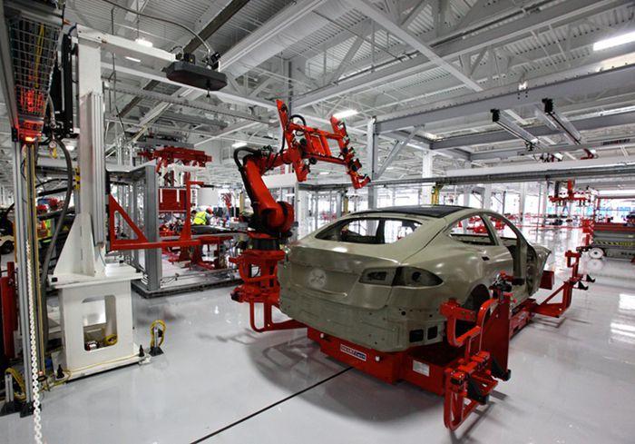 特斯拉计划在中国建超级工厂