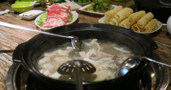 hot pot in china