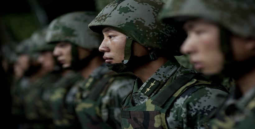 中国军方公布对应征者的建议