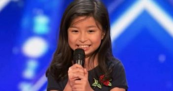 Celine Tam on americas got talent