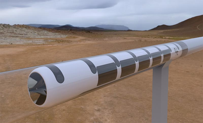 中国航天科工集团研发超级高铁