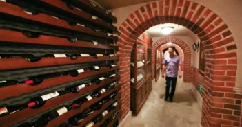 wine cellar in china
