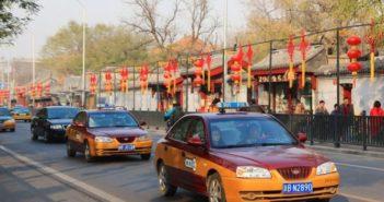 taxis in beijing
