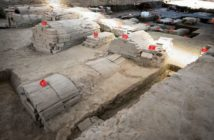 archaeological site in china