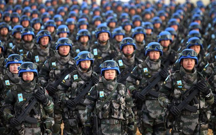 中国完成8000人规模联合国维和待命部队注册