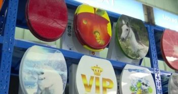 display of toilet seats in china