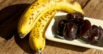 bananas and dates