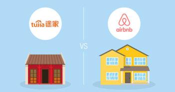 tujia vs airbnb