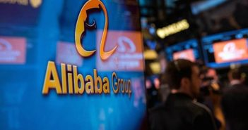 alibaba sign at an event