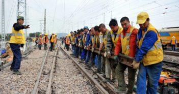 china-laos railway construction