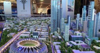 plans for new financial district in cairo