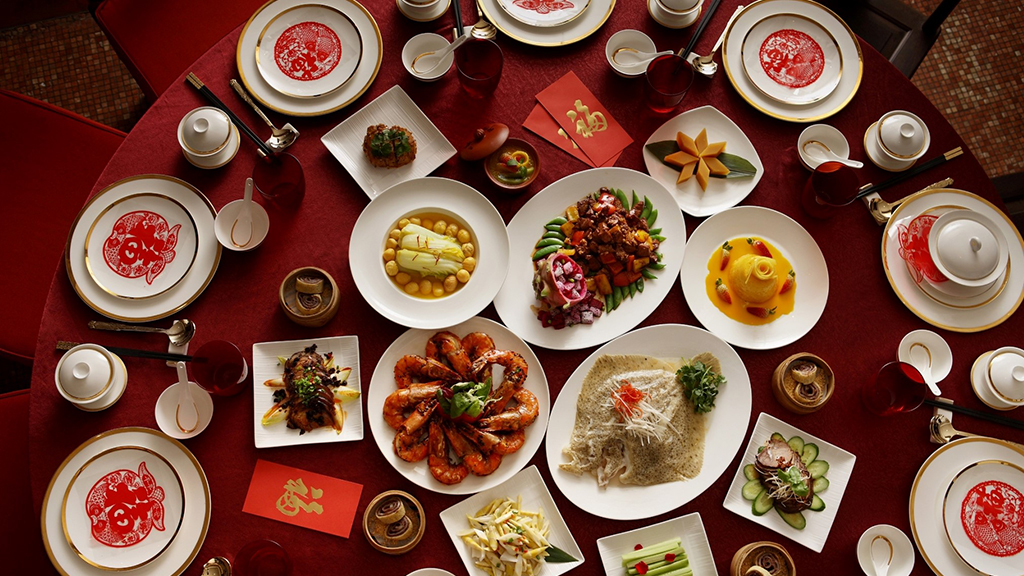 Image result for traditional chinese wedding banquet