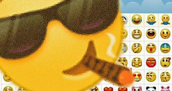 smoking emoji on QQ