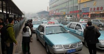 taxis in jinan