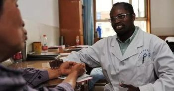 african doctor in china
