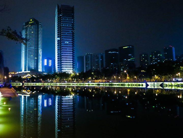 成都继续成为中国最幸福的城市
