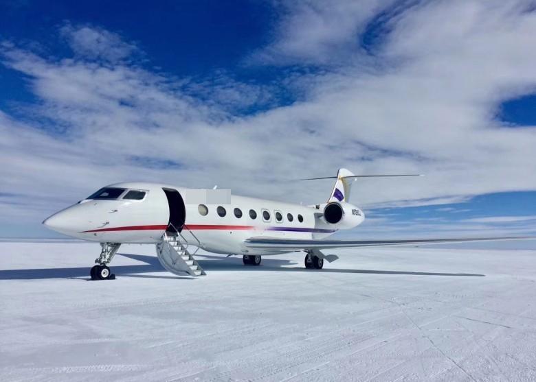 中国游客赴南极航班首飞