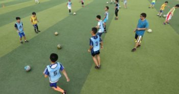 football class in china