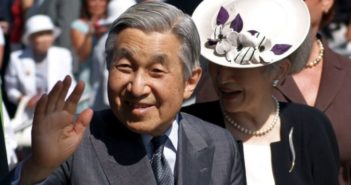 japanese emperor and empress