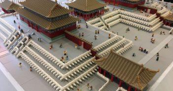 lego forbidden city