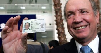 foreigner with green card in china
