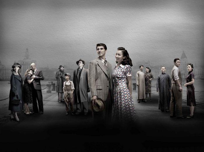中国原创音乐剧《犹太人在上海》入驻百老汇