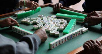game of mahjong