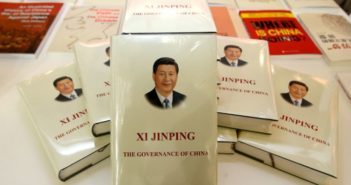 copies of xi jinping's book