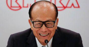 Sir Li Ka-shing