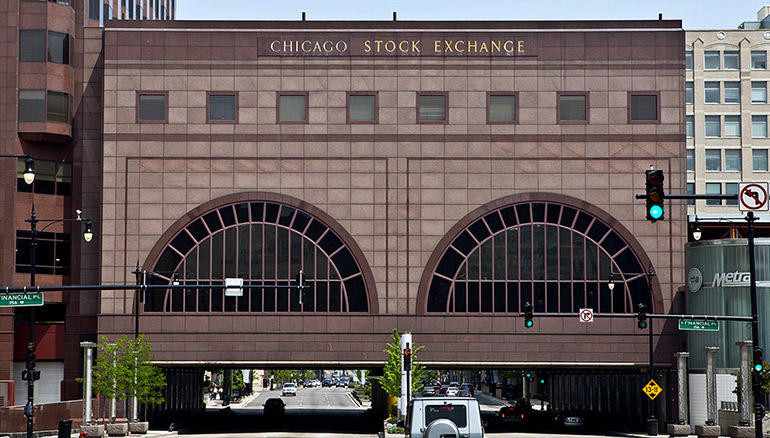chicago stock exchange building