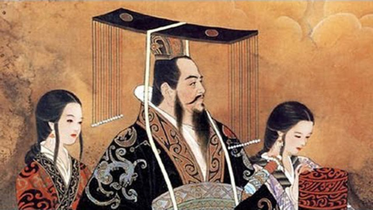 Chinese Emperors and Empresses: The First Emperor, Qinshi Huang