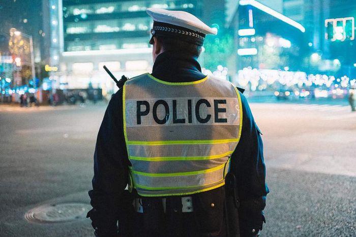 2017年中国有361名警察因公殉职